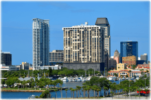 BAYFRONT TOWER CONDOMINIUM ST PETERSBURG FLORIDA