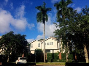 HUNTINGTON TOWNHOMES ST PETERSBURG FLORIDA