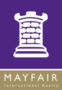 Mayfair Logo Vertical