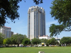 PARKSHORE PLAZA CONDOMINIUM ST PETERSBURG FLORIDA