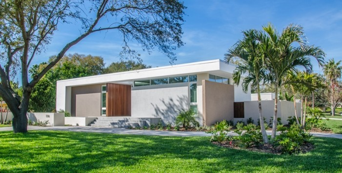 photo of 21st Century Modern Florida Living home