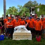 Blog - BOY  SCOUT TROOP 219 LENDS A HAND ON SNELL ISLE